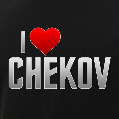 I Heart Chekov