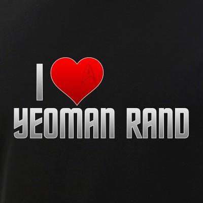 I Heart Yeoman Rand