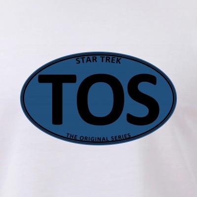 Star Trek: TOS Blue Oval