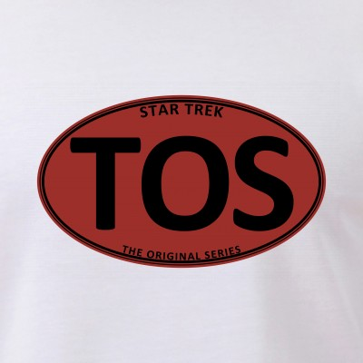 Star Trek: TOS Red Oval