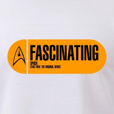 Fascinating - Star Trek Quote