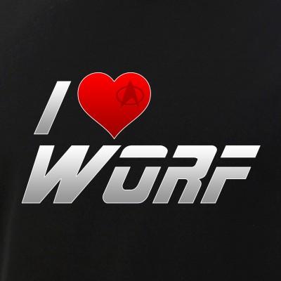 I Heart Worf