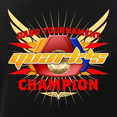 Quark's Dabo Champion