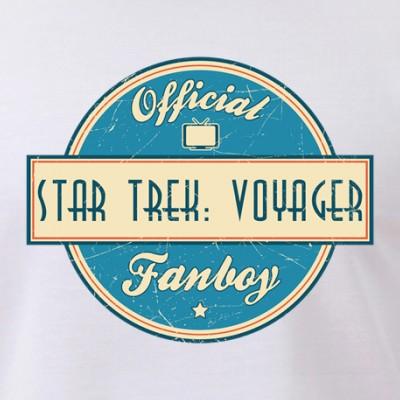 Offical Star Trek: Voyager Fanboy