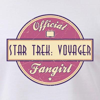 Offical Star Trek: Voyager Fangirl