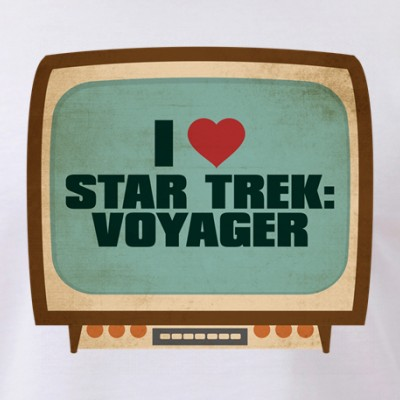 Retro I Heart Star Trek: Voyager