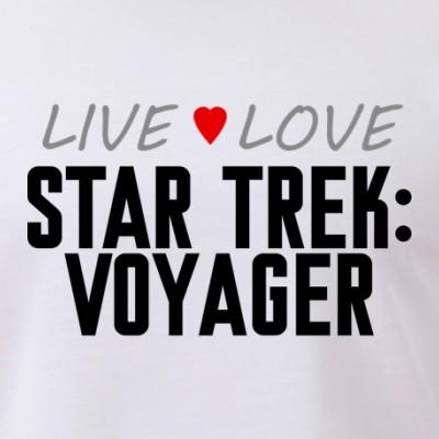 Live Love Star Trek: Voyager