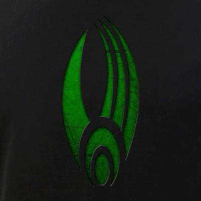 Distressed Borg Insignia