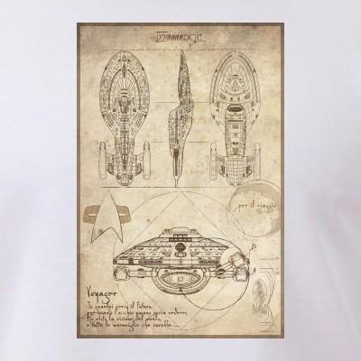 Da Vinci USS Voyager