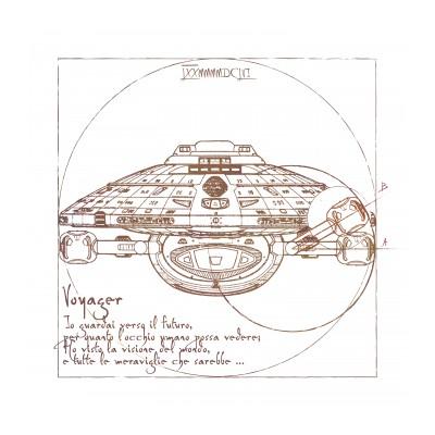 Vitruvian Voyager