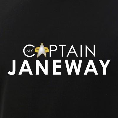 My Captain: Janeway