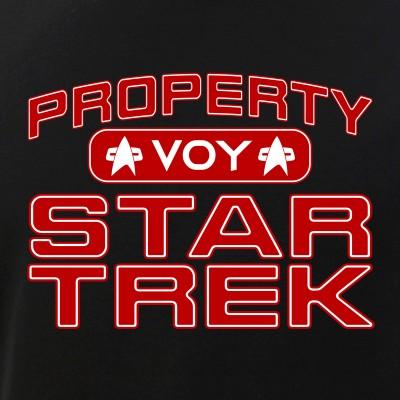 Red Property Star Trek - VOY