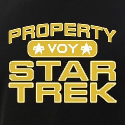 Gold Property Star Trek - VOY