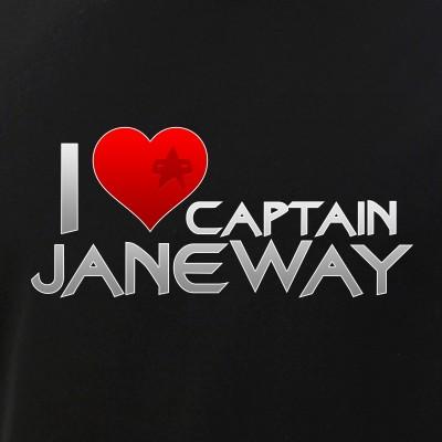 I Heart Captain Janeway