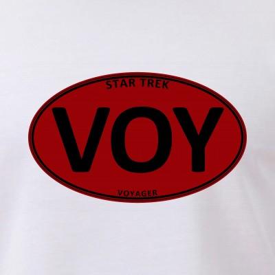 Star Trek: VOY Red Oval