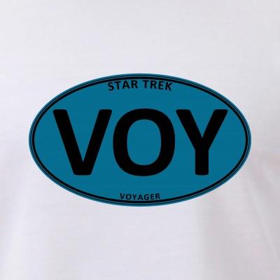 Star Trek: VOY Blue Oval