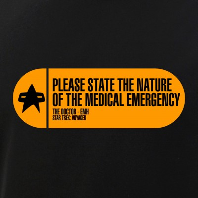 Please State the Nature of the Medical Emergency -