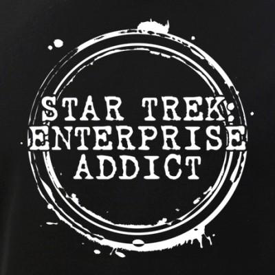 Star Trek: Enterprise Addict Stamp