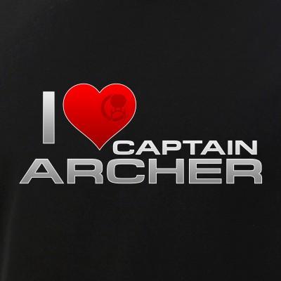 I Heart Captain Archer