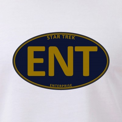 Star Trek: ENT Gold Oval
