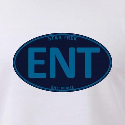 Star Trek: ENT Blue Oval