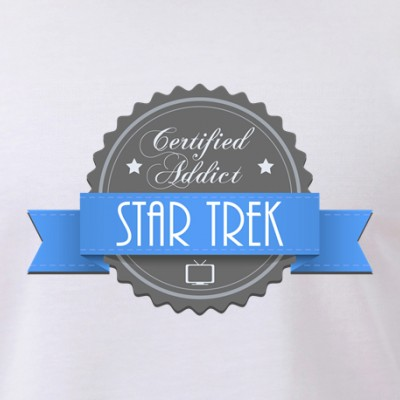 Certified Addict: Star Trek