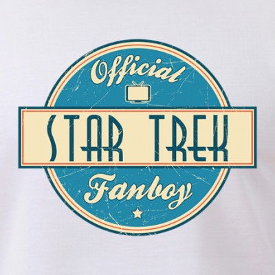 Official Star Trek Fanboy
