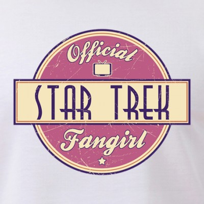 Official Star Trek Fangirl
