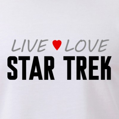Live Love Star Trek