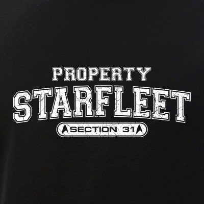 Property Starfleet Section 31