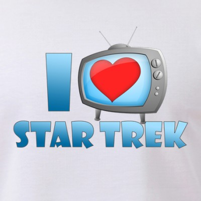 I Heart Star Trek