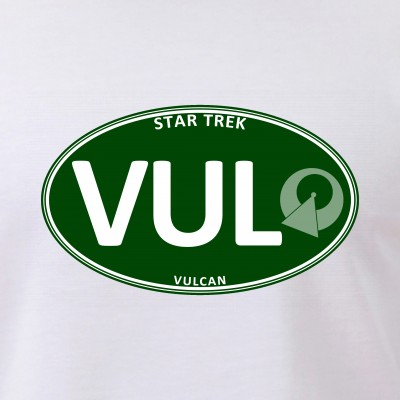 Star Trek: Vulcan Green Oval