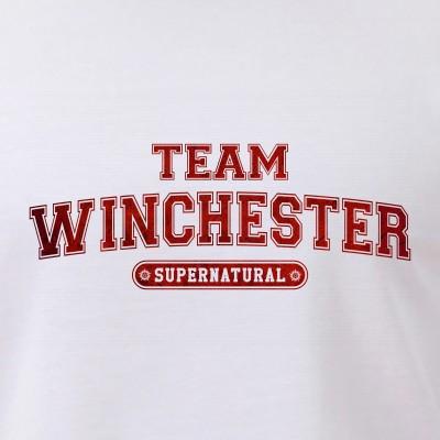 Supernatural Team Winchester