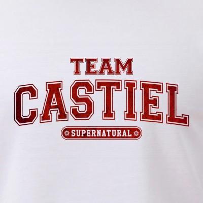 Supernatural Team Castiel