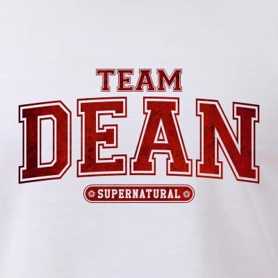 Supernatural Team Dean