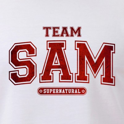 Supernatural Team Sam