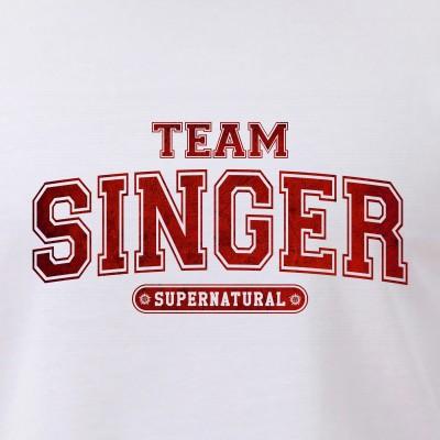 Supernatural Team Singer