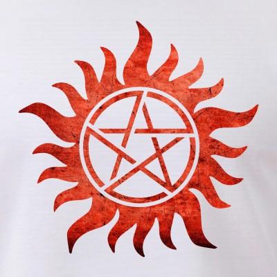 Supernatural Anti-Possession Tattoo