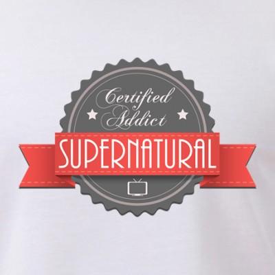 Certified Addict: Supernatural