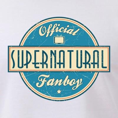 Official Supernatural Fanboy