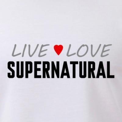 Live Love Supernatural