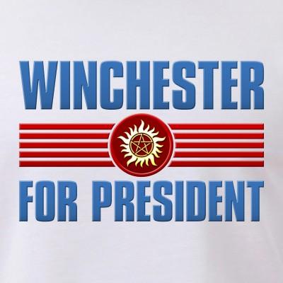 Winchester for President