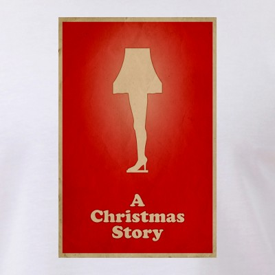A Christmas Story Minimalist Poster Design