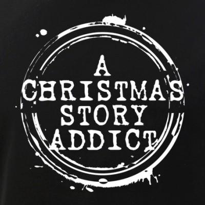 A Christmas Story Addict Stamp