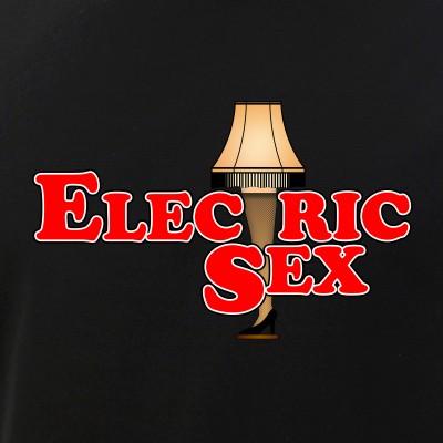 Electric Sex Leg Lamp