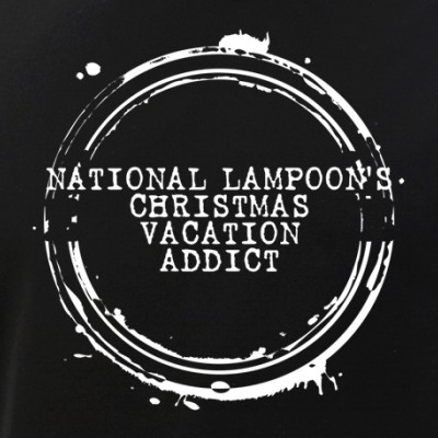 National Lampoon's Christmas Vacation Addict Stamp
