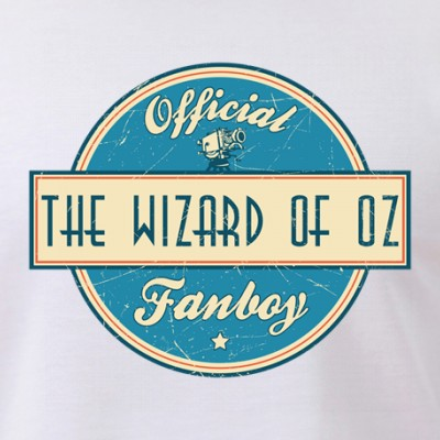 Official The Wizard of Oz Fanboy