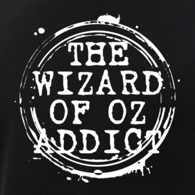 The Wizard of Oz Addict Stamp