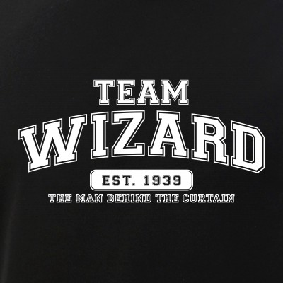 Team Wizard - The Man Behind the Curtain