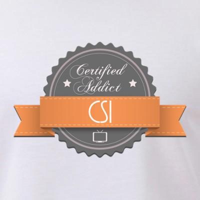 Certified Addict: CSI